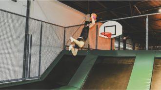 air-dunk